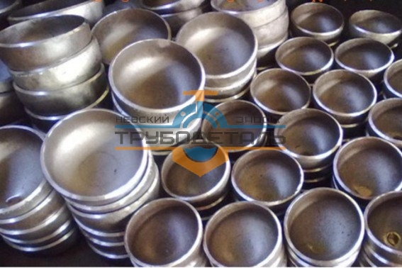 Гост 16076-70 заглушки сферические для соединений трубопроводов по.